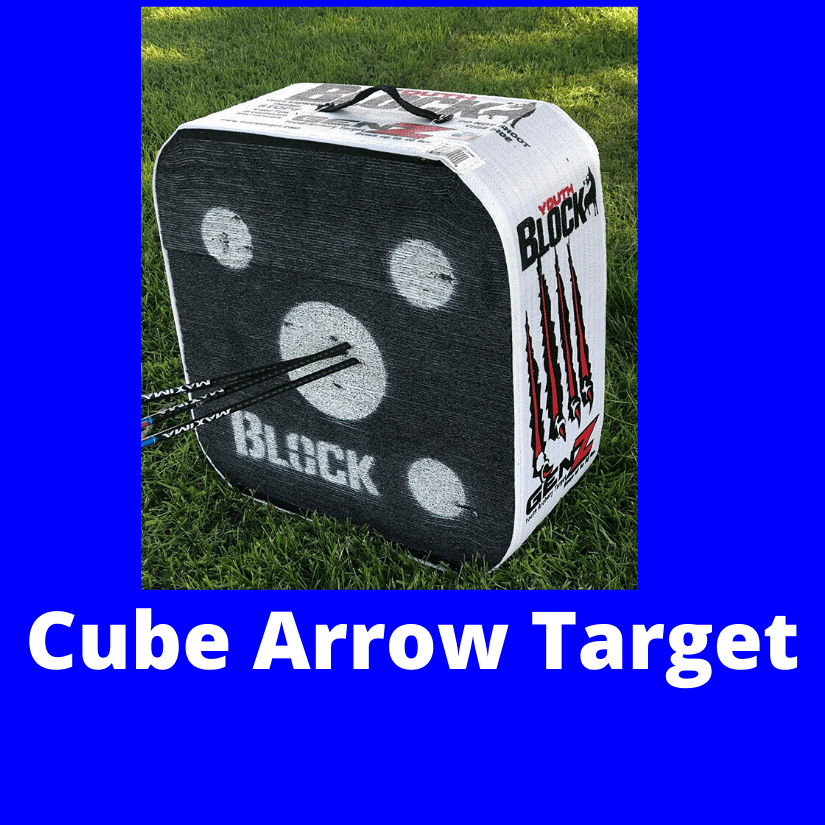 Cube Archery Target