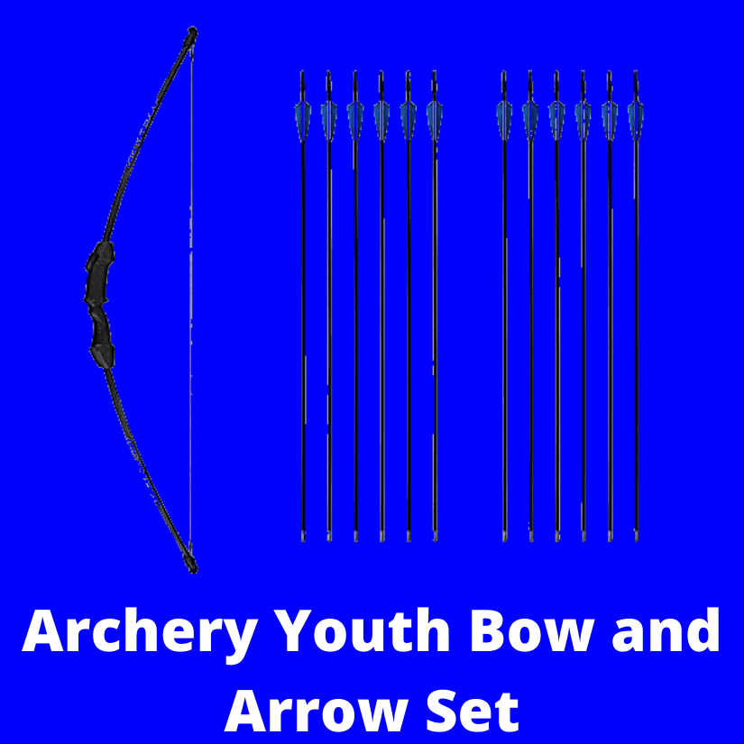 Youth Archery Bow Set