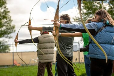 Recurve Bow Archery Group