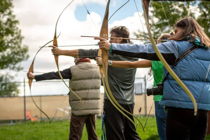 Recurve Bow Archery Group