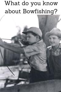 Bowfishing Archery