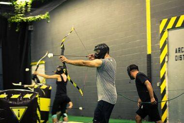 Archery Combat Games