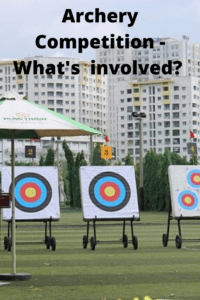 Competitions in Archery