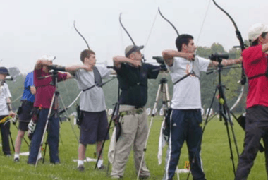 Competitive Archery